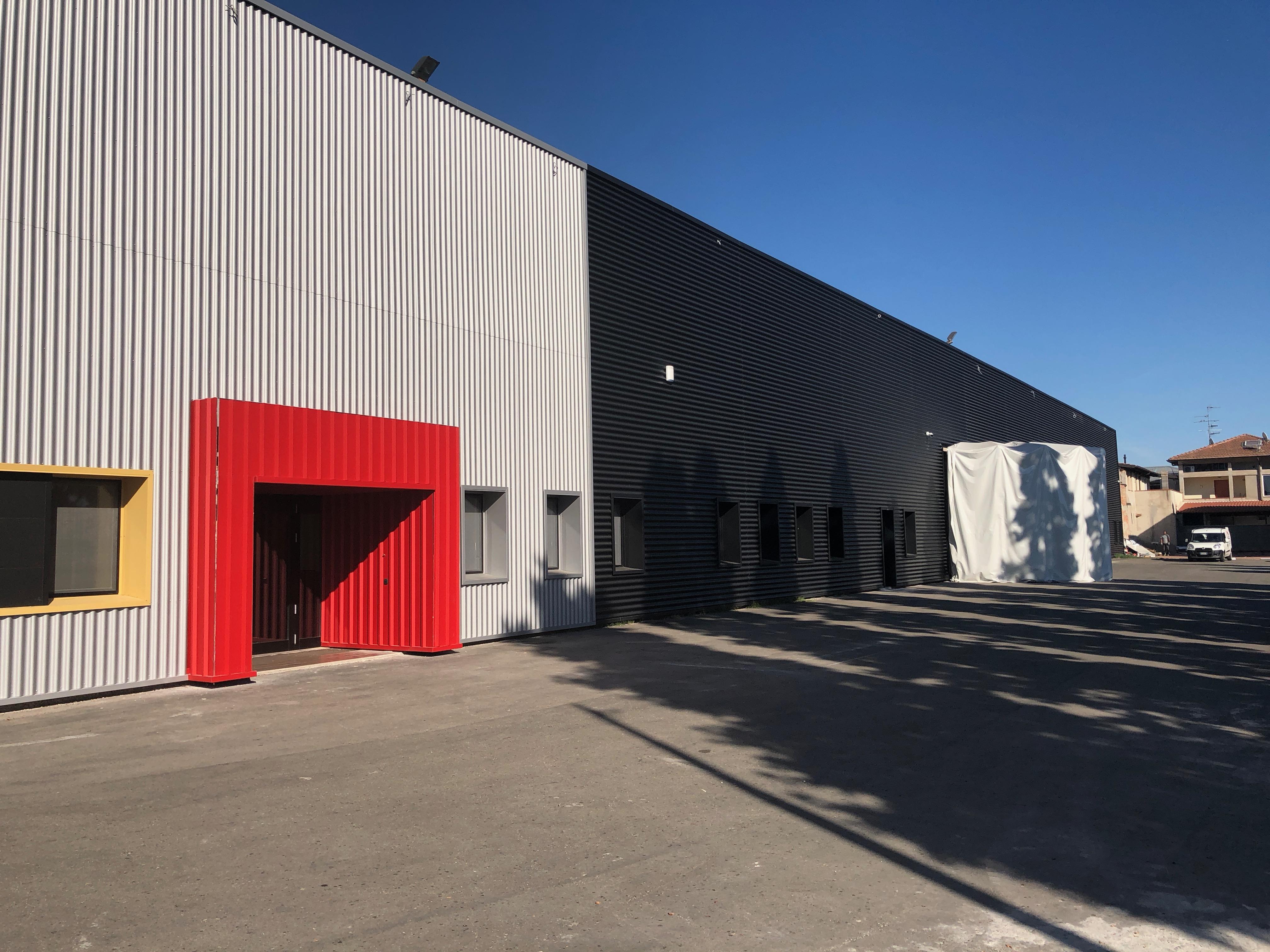 Nuovo stabilimento produttivo e uffici di Kuore Spa | Sabbione (RE)