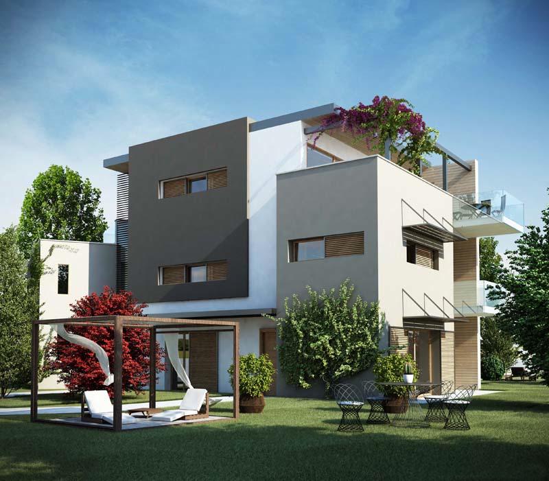 Villa bifamiliare | Reggio Emilia