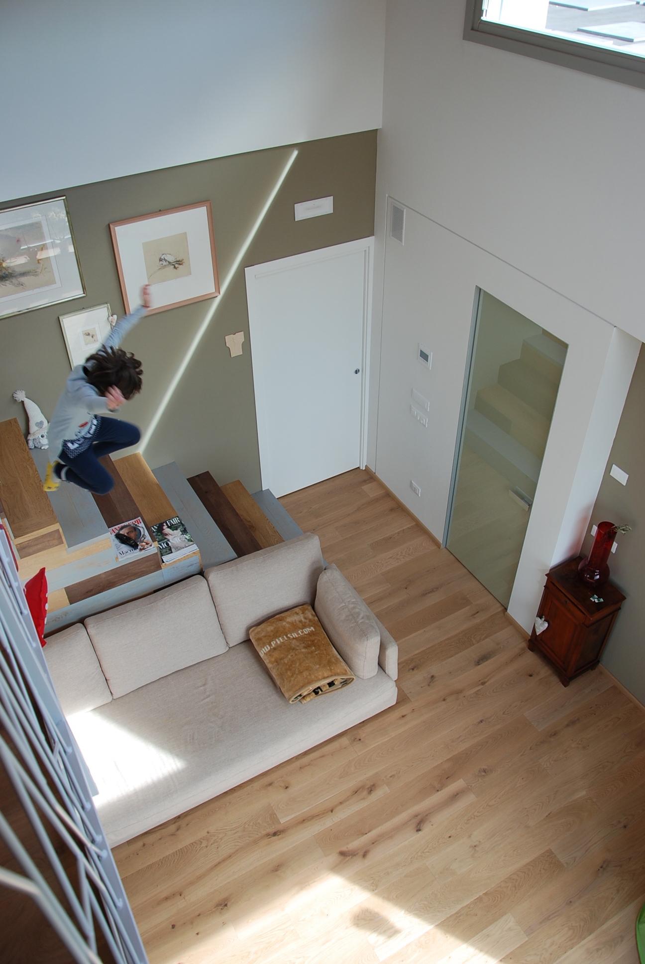 Ampliamento edificio residenziale | Reggio Emilia
