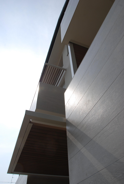 Ricostruzione edificio residenziale | Rovereto (MO)