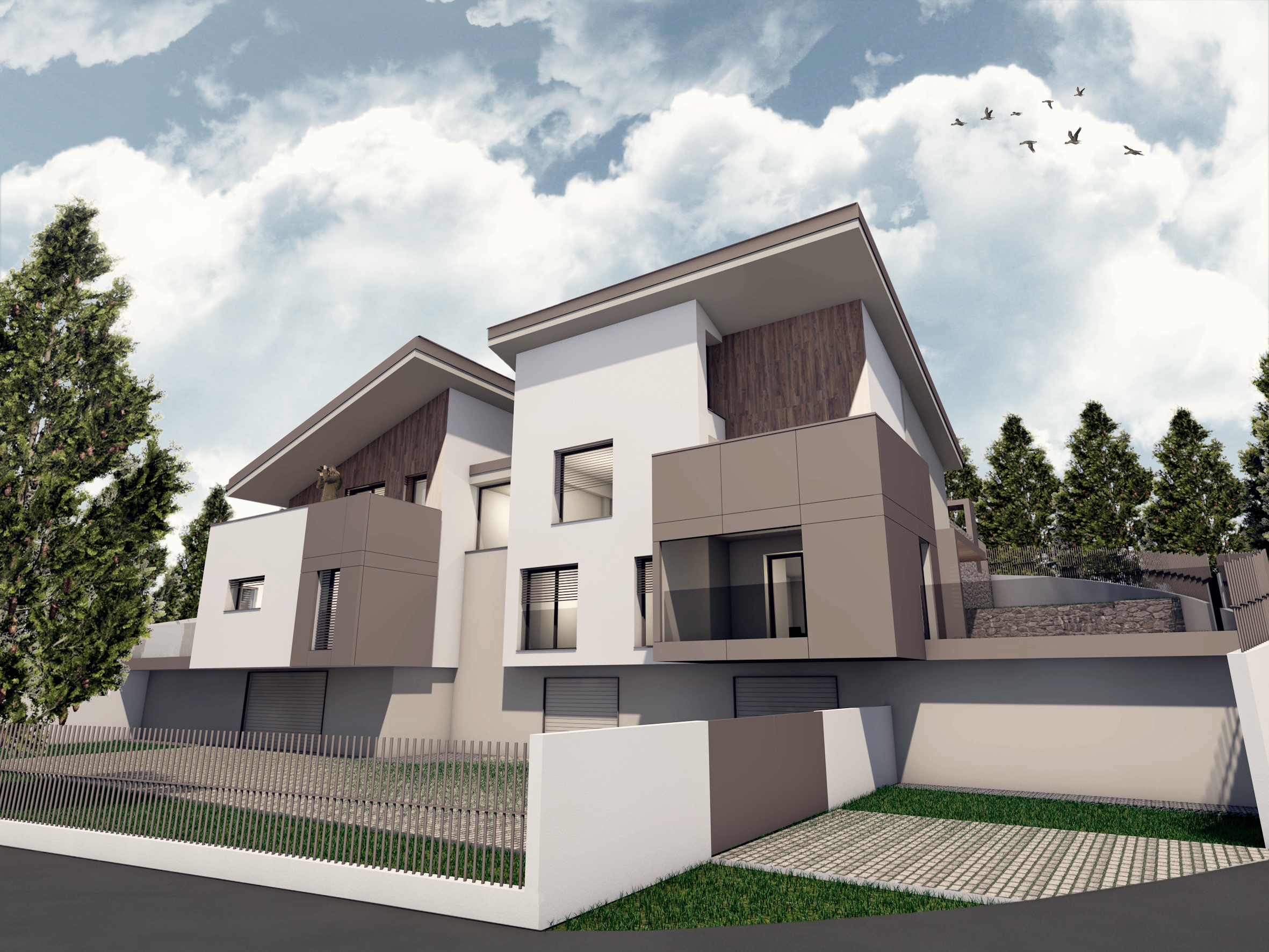 Complesso residenziale | Rondinara (RE)