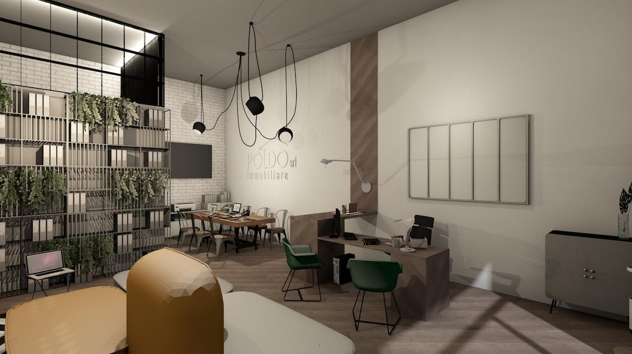 WORK IN PROGRESS - Uffici in stile industriale | Prov. Reggio Emilia