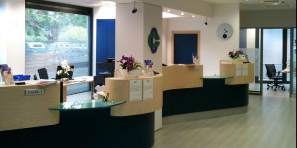 Filiale bancaria | Reggio Emilia