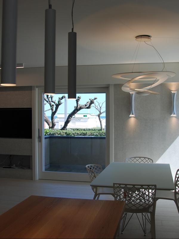 Restyling appartamento in riva al mare | Riccione