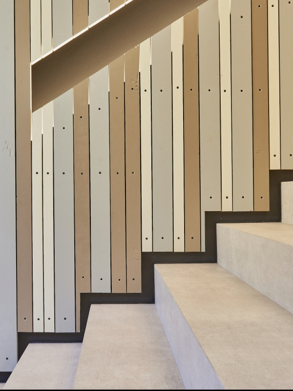 Restyling vano scala | Reggio Emilia